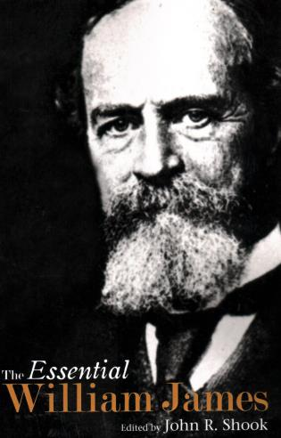 Cover image for the book The Essential William James