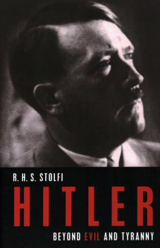 Cover image for the book Hitler: Beyond Evil and Tyranny