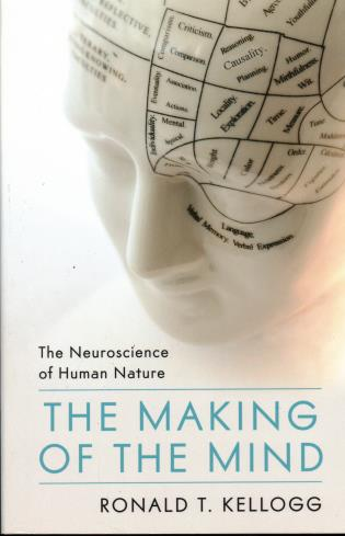 Cover image for the book The Making of the Mind: The Neuroscience of Human Nature