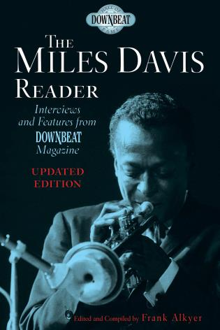 Cover image for the book The Miles Davis Reader, Updated Edition