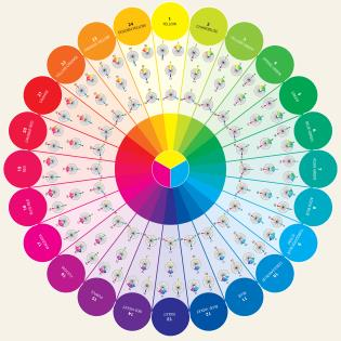 Title Info for Essential Color Wheel Companion by Joen Wolfrom ...