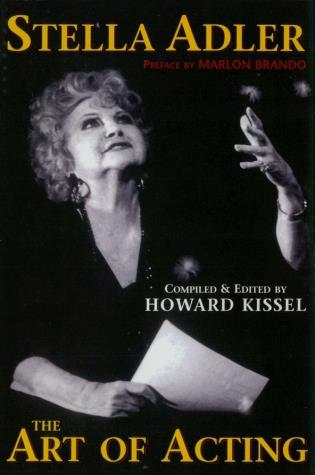 Cover image for the book Stella Adler: The Art of Acting