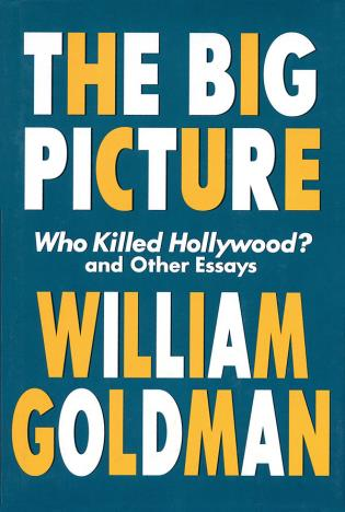 Cover image for the book The Big Picture: Who Killed Hollywood? and Other Essays