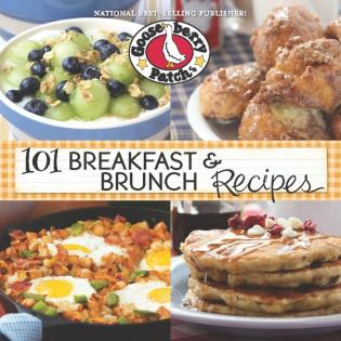 Cover image for the book 101 Breakfast & Brunch Recipes