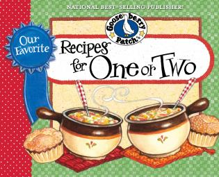 Cover image for the book Our Favorite Recipes for One or Two