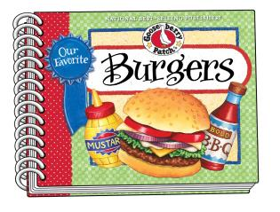 Cover image for the book Our Favorite Burger Recipes