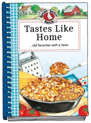 Cover image for the book Tastes Like Home Cookbook