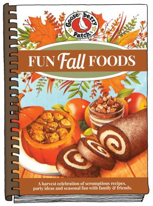 Cover image for the book Fun Fall Foods