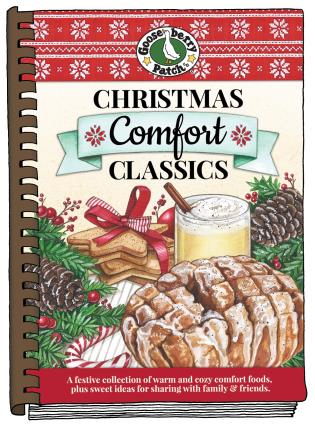 Cover image for the book Christmas Comfort Classics Cookbook