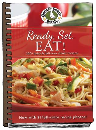 Cover image for the book Ready, Set Eat! Cookbook with Photos