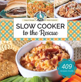 Cover image for the book Slow-Cooker to the Rescue
