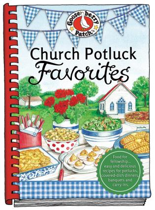 Cover image for the book Church Potluck Favorites