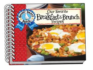 Cover image for the book Our Favorite Breakfast & Brunch Recipes with Photo Cover