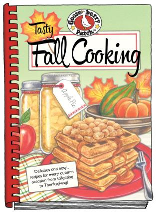 Cover image for the book Tasty Fall Cooking