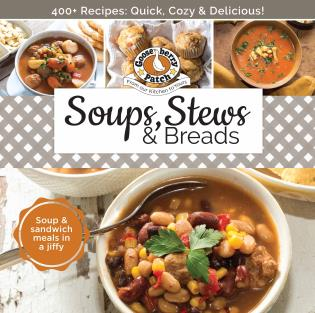Cover image for the book Soups, Stews & Breads