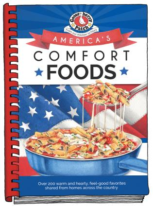 Cover image for the book America's Comfort Foods