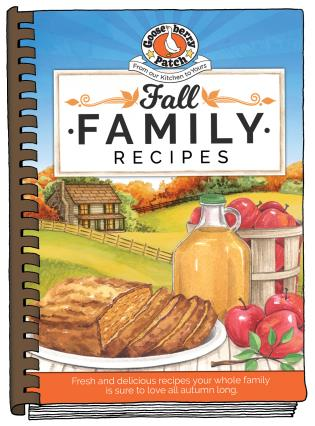 Cover image for the book Fall Family Recipes