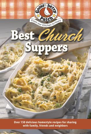 Cover image for the book Best Church Suppers