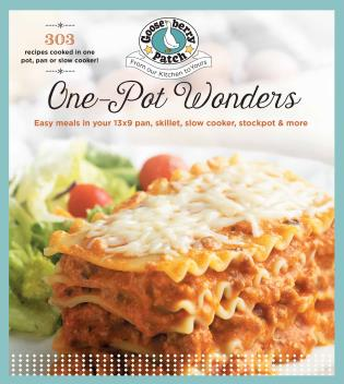 Cover image for the book One Pot Wonders
