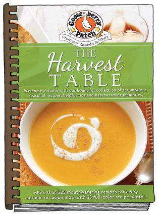 Cover image for the book The Harvest Table