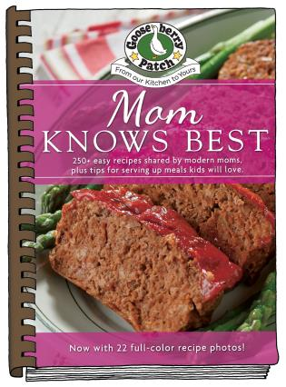 Cover image for the book Mom Knows Best