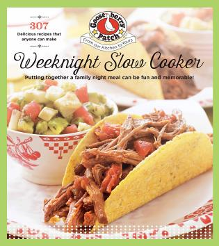 Cover image for the book Weeknight Slow Cooker