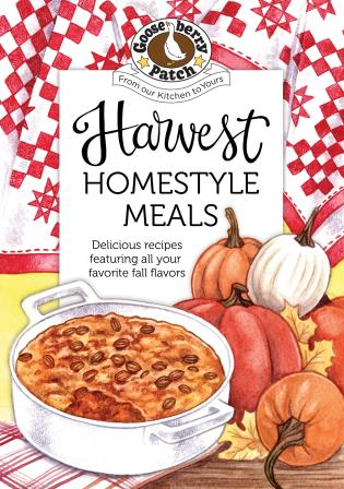 Cover image for the book Harvest Homestyle Meals