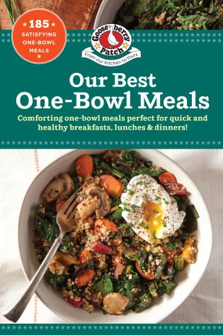 Cover image for the book Our Best One Bowl Meals