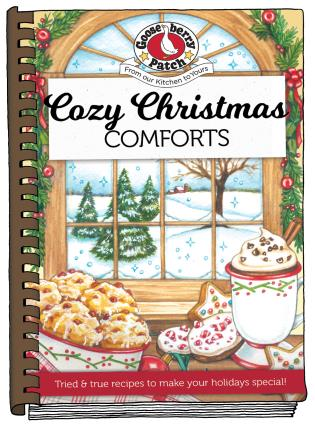 Cover image for the book Cozy Christmas Comforts