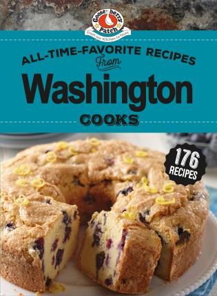 Cover image for the book All-Time-Favorite Recipes from Washington Cooks