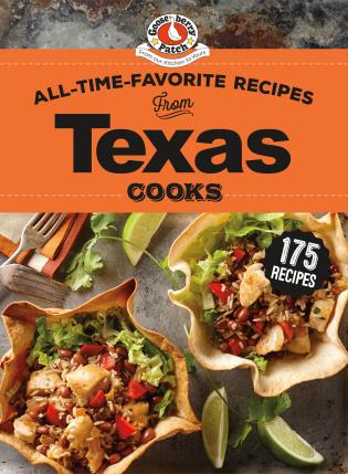 Cover image for the book All-Time-Favorite Recipes from Texas Cooks