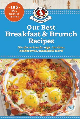 Cover image for the book Our Best Breakfast & Brunch Recipes