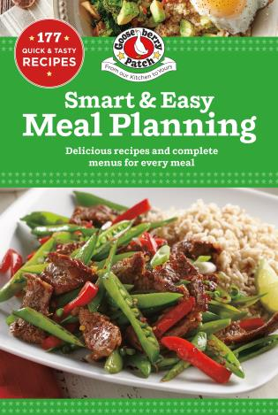 Cover image for the book Smart & Easy Meal Planning
