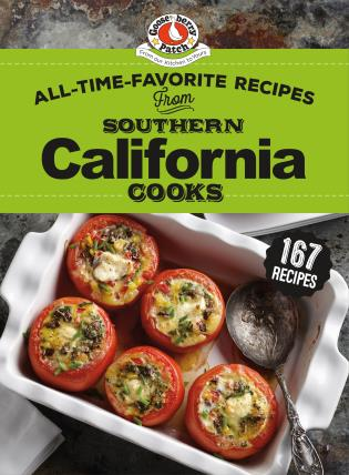 Cover image for the book All-Time-Favorite Recipes from Southern California Cooks