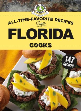 Cover image for the book All-Time-Favorite Recipes From Florida Cooks