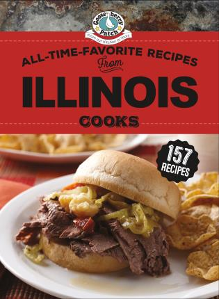 Cover image for the book All-Time-Favorite Recipes From Illinois Cooks