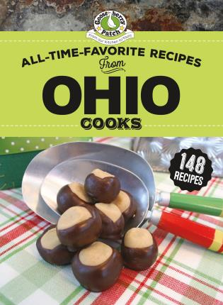 Cover image for the book All-Time-Favorite Recipes From Ohio Cooks