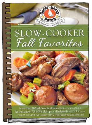 Cover image for the book Slow-Cooker Fall Favorites