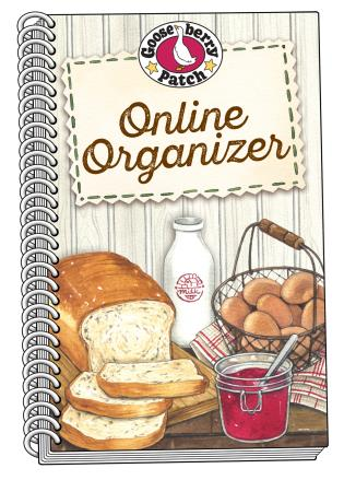 Cover image for the book Farmhouse Online Organizer