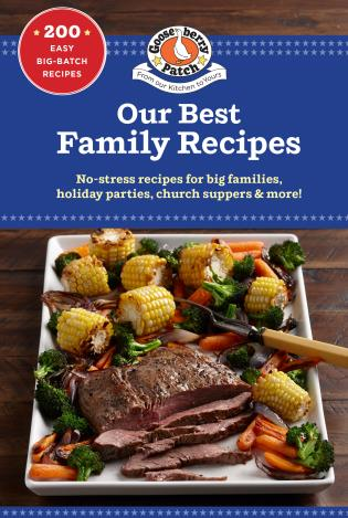 Cover image for the book Our Best Family Recipes