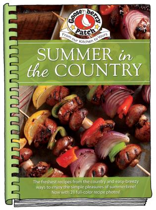 Cover image for the book Summer in the Country