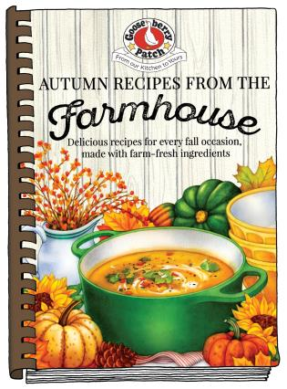 Cover image for the book Autumn Recipes from the Farmhouse