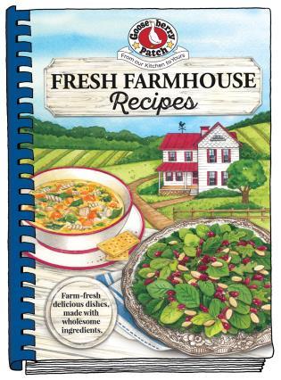 Cover image for the book Fresh Farmhouse Recipes