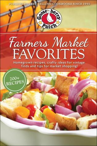 Cover image for the book Farmers Market Favorites