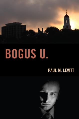 Cover image for the book Bogus U.