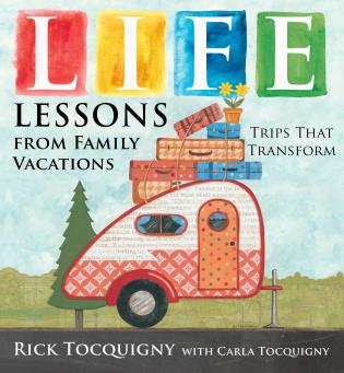 Cover image for the book Life Lessons from Family Vacations: Trips That Transform