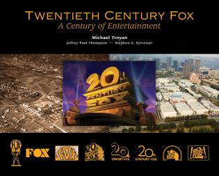 Cover image for the book Twentieth Century Fox: A Century of Entertainment