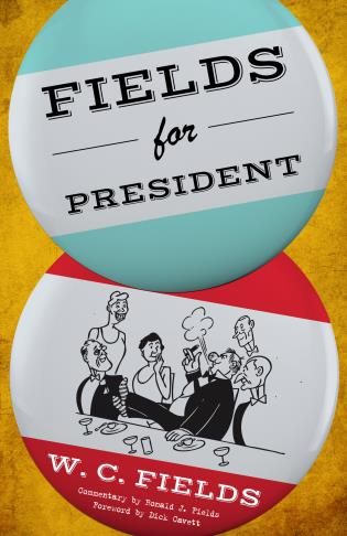 Cover image for the book Fields for President