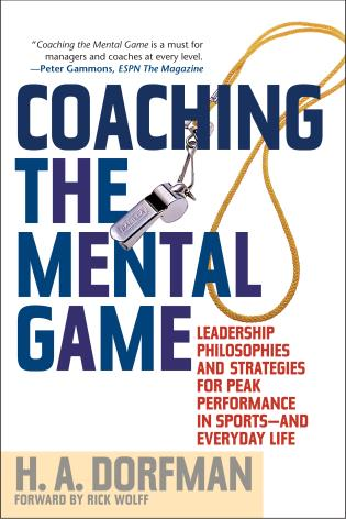 Cover image for the book Coaching the Mental Game