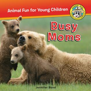 Cover image for the book Busy Moms